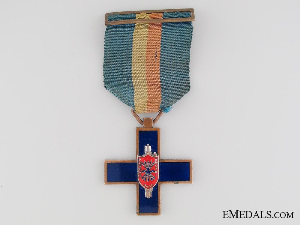 """eMedals-Italian Division """"Frecce Azzurre"""" Comm. Cross, 1938"""