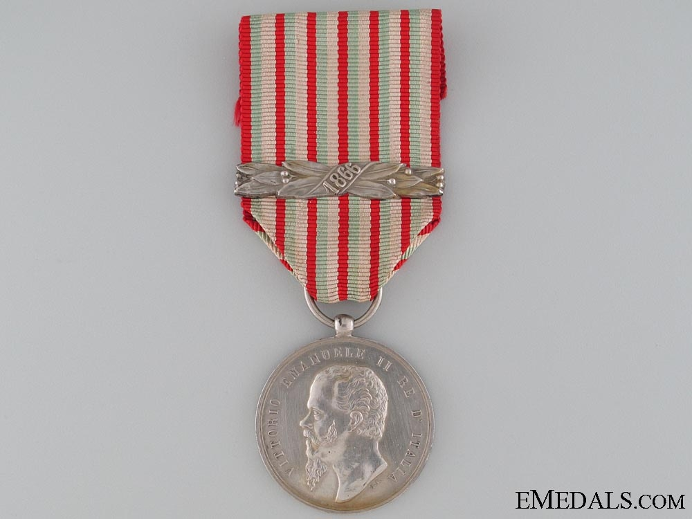 eMedals-Italian Independence Wars & Unification Medal
