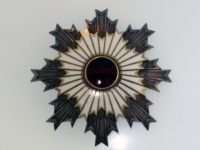 eMedals-Order of the Rising Sun - Breast Star