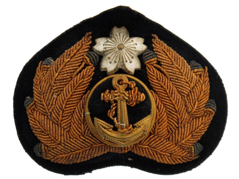 eMedals-WWII Imperial Navy Officer's