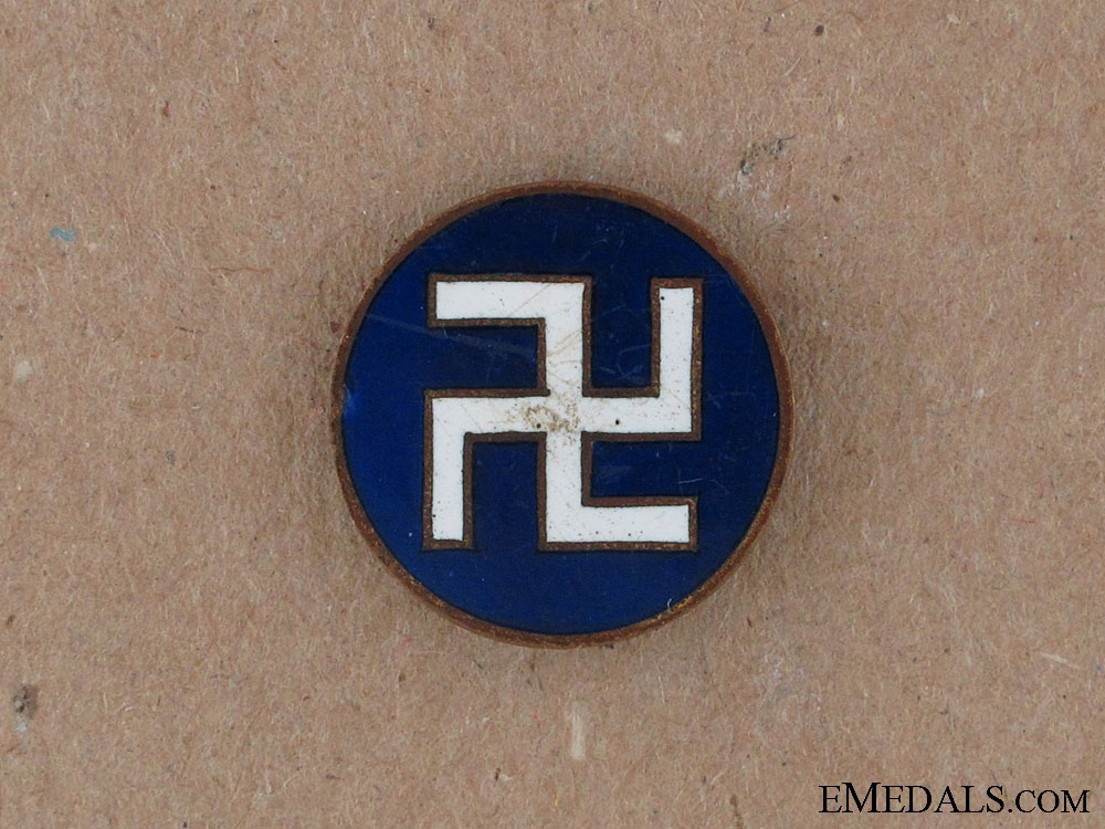 eMedals-Japanese Buddhist Priest Badge