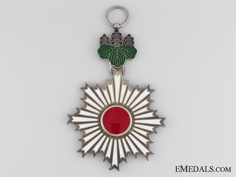 eMedals-Japanese Order of the Rising Sun