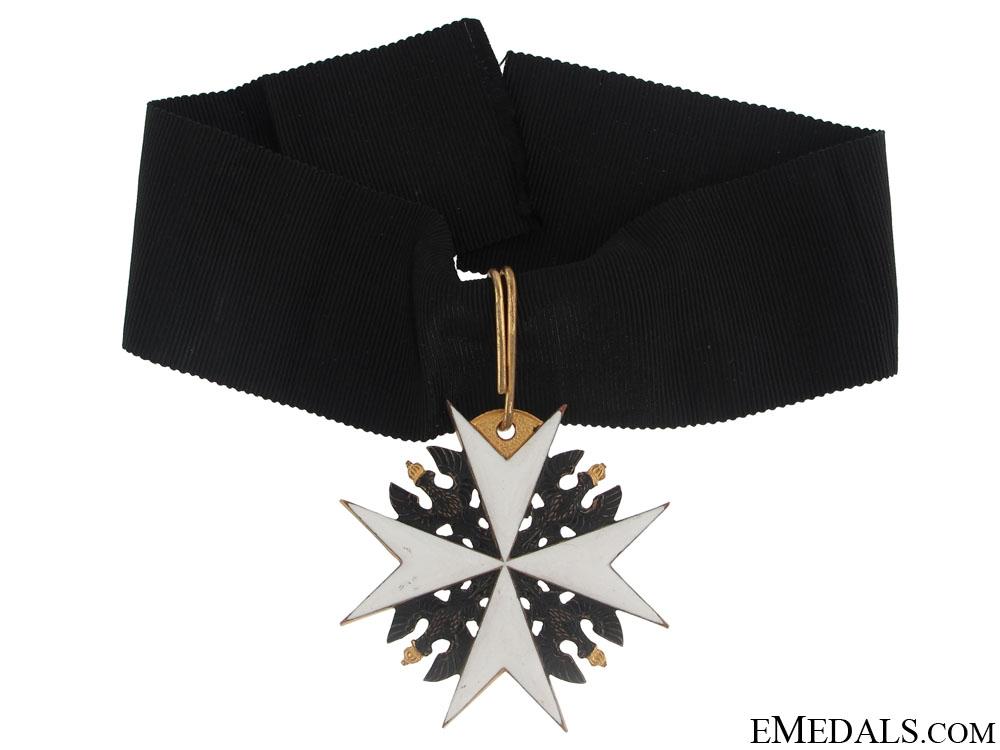 eMedals-Johanniter Order- Ehrenritter Neck Cross