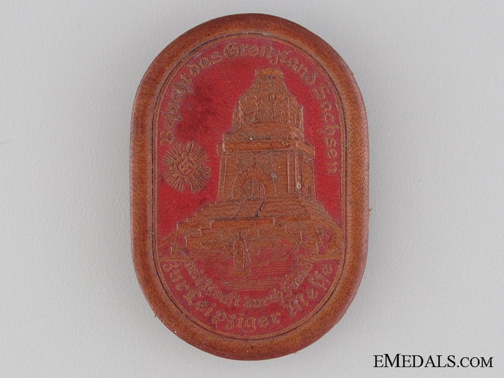 eMedals-KdF Saxon Strength Fair Tinnie