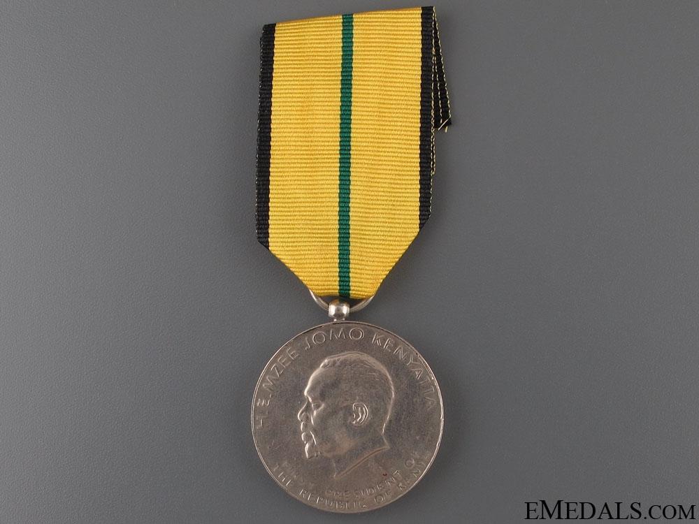 eMedals-Kenya General Service Medal 1963