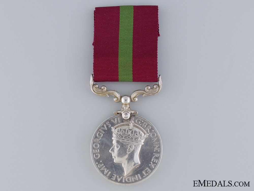 eMedals-King's African Rifles Long Service and Good Conduct Medal