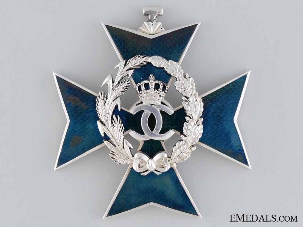 eMedals-King Carol II Order of Agricultural Merit