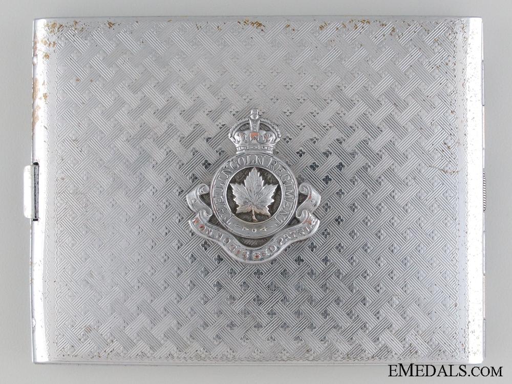 eMedals-Korean War MBE Recipient's Cigarette Case; Defense of Hill 355