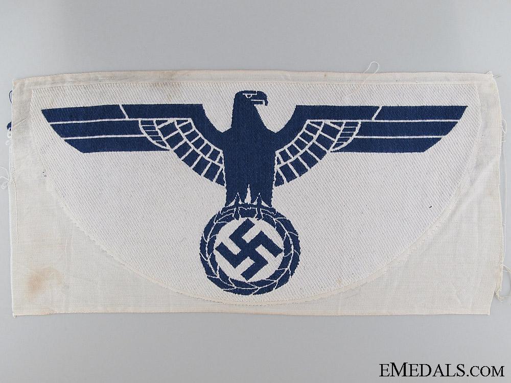 eMedals-Kriegsmarine Sport Shirt Eagle