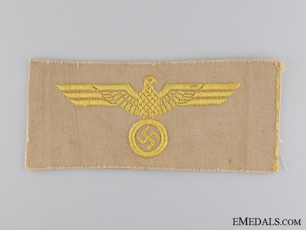 eMedals-Kriegsmarine Tropical EM/NCO's Breast Eagle