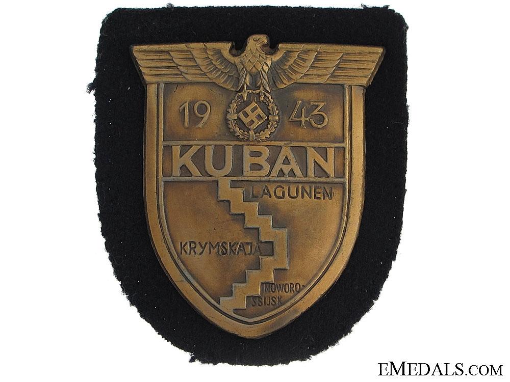 eMedals-Kuban Shield for Panzer Units