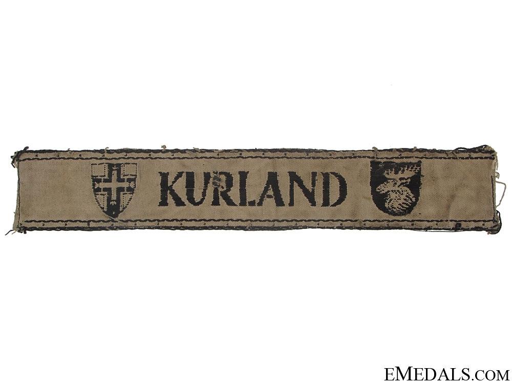 eMedals-Kurland Cufftitle