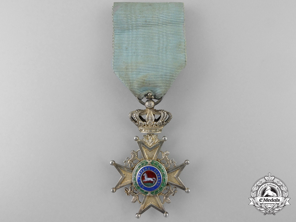 eMedals-A Royal Guelphic Order; 4th Class Breast Badge