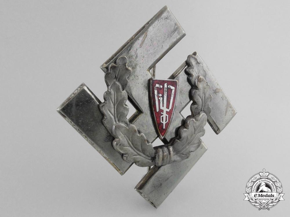 eMedals-A Carpathian-German Distinguished Service Decoration