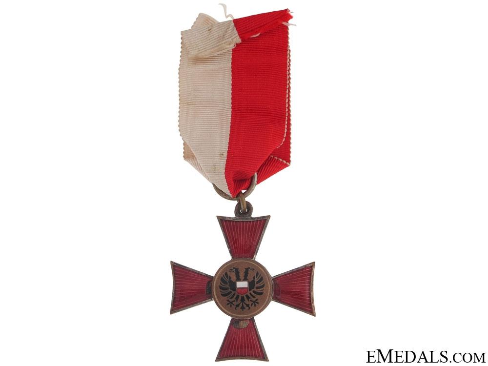 eMedals-Lübeck Hanseatic Cross 1914