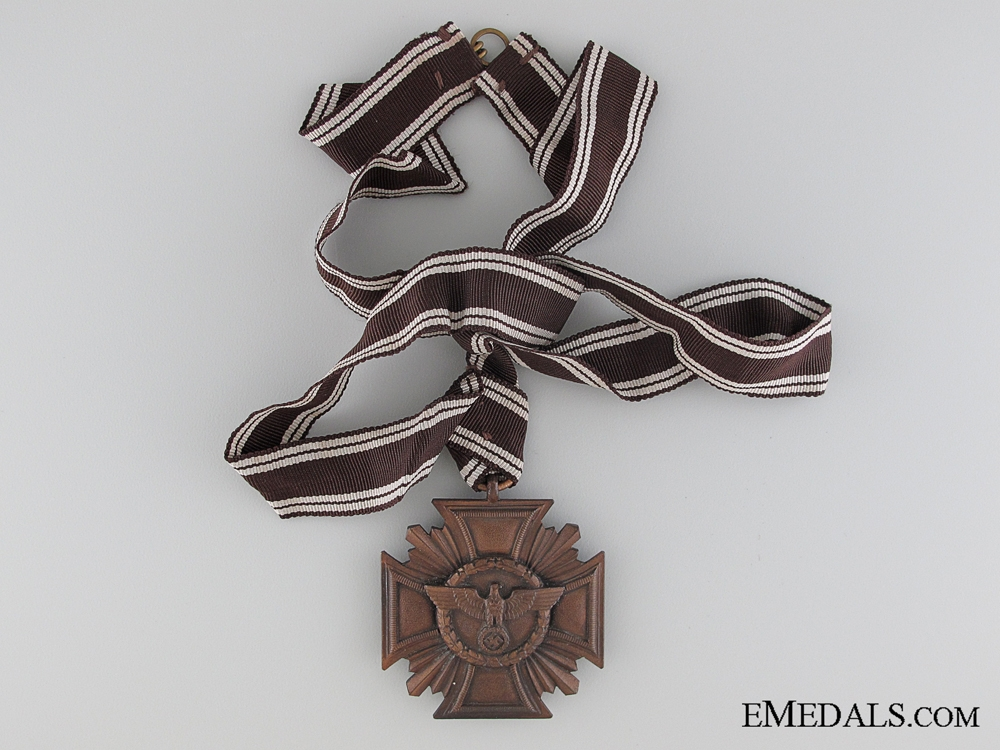 eMedals-Ladies' NSDAP Ten Years Service Cross