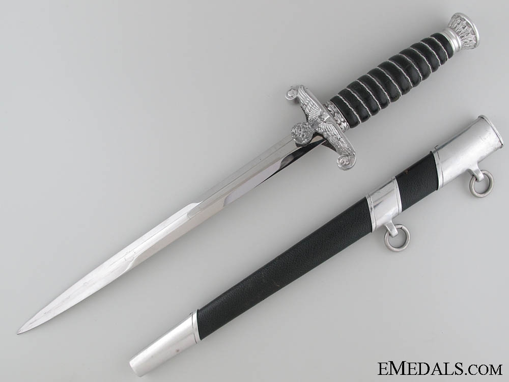 eMedals-Land Custom Official Dagger by Hörster