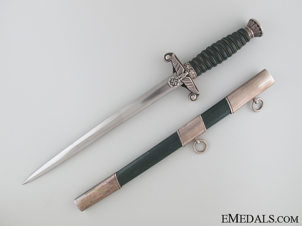 eMedals-Land Custom Official Dagger by WKC