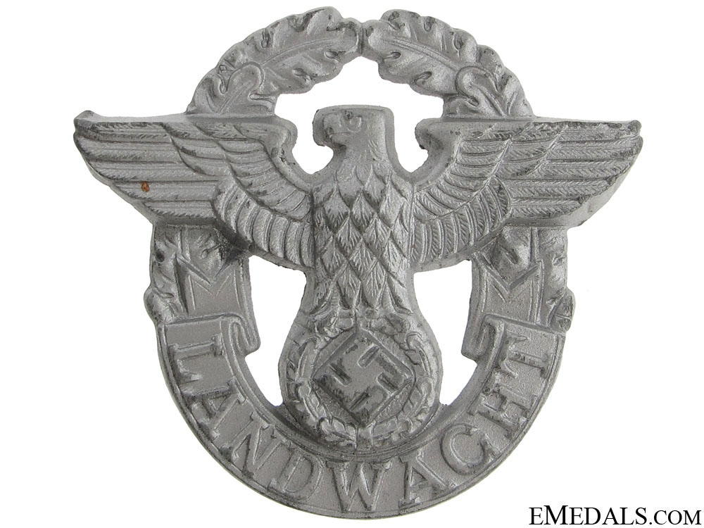 eMedals-Landwacht Police Badge