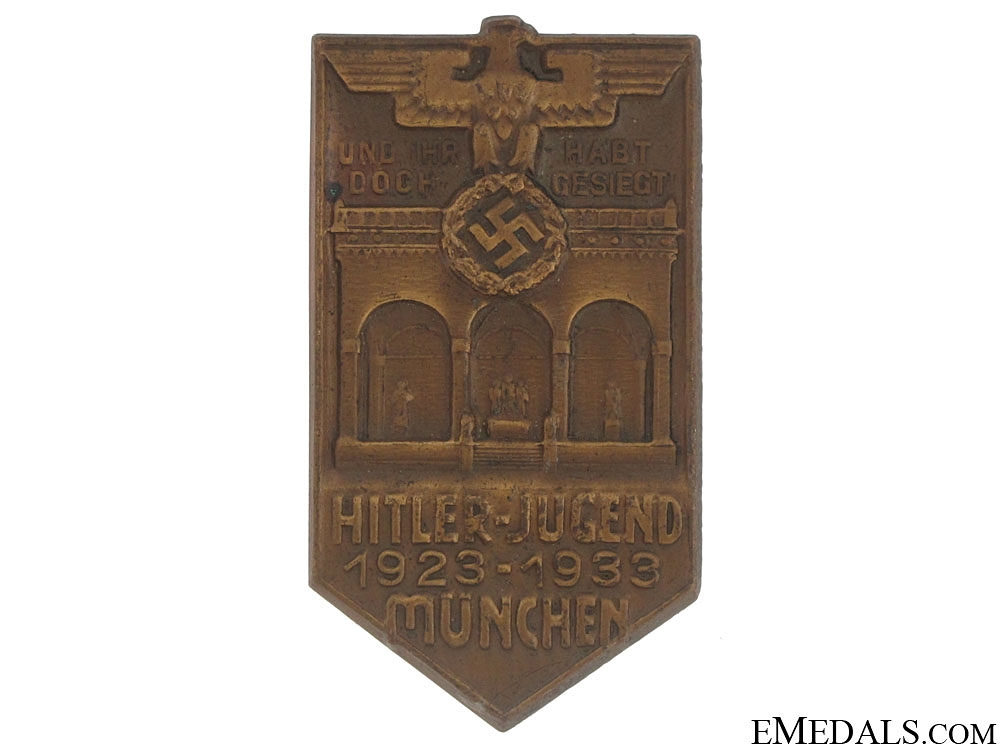 eMedals-Large HJ Badge