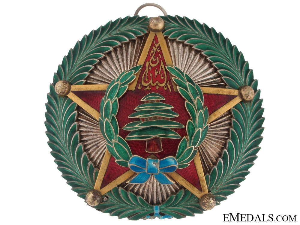 eMedals-National Order of the Cedar