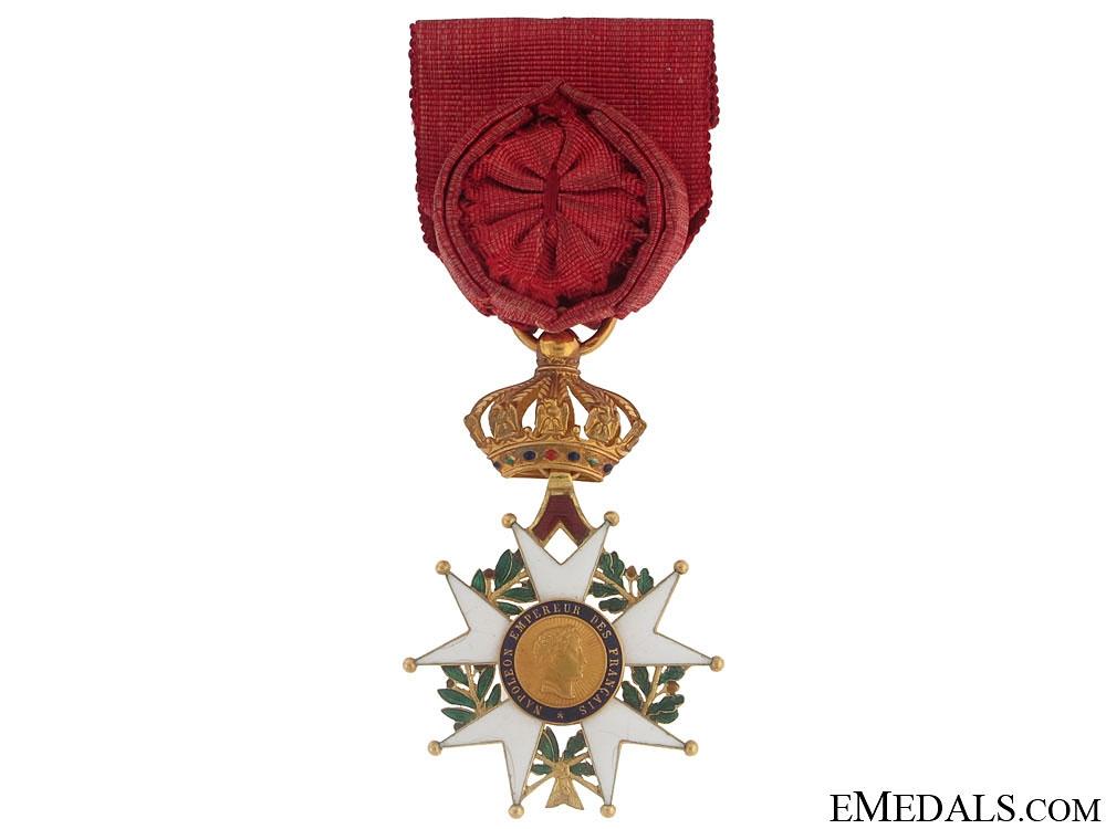 eMedals-Legion D'Honneur - Second Empire, Gold