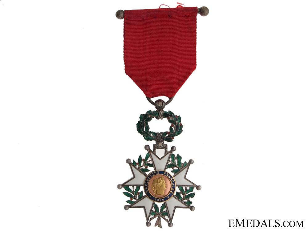 eMedals-Legion D'Honneur with Diamonds