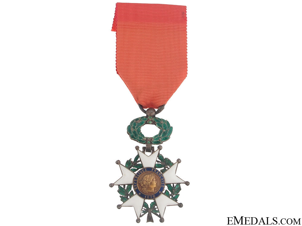 eMedals-Legion of Honour - 5th Class