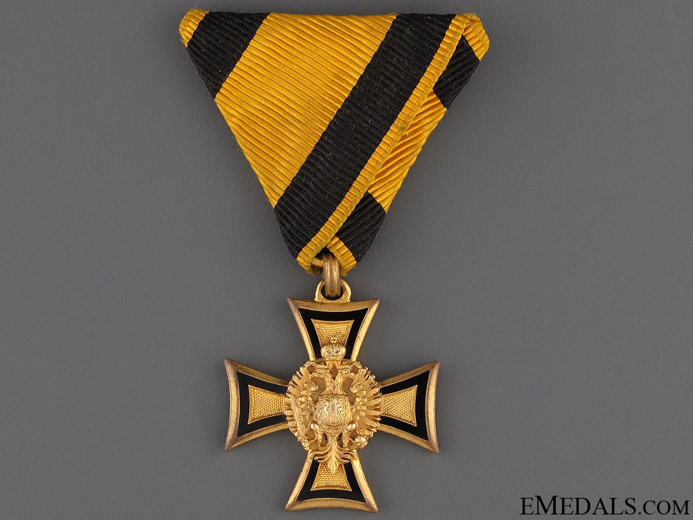 eMedals-Long Service Cross 2nd Class for 35/40 Years