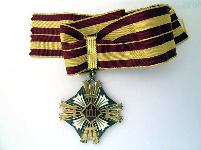 eMedals-ORDER OF GEDIMINAS