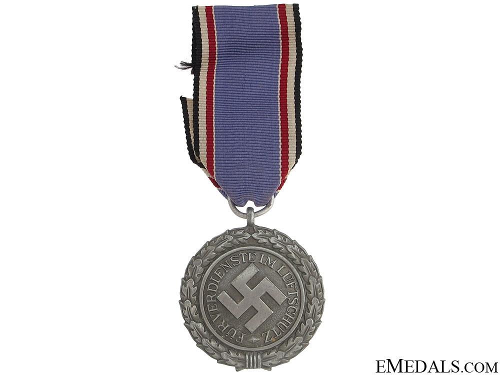 eMedals-Luftschutz Medal - Heavy Version