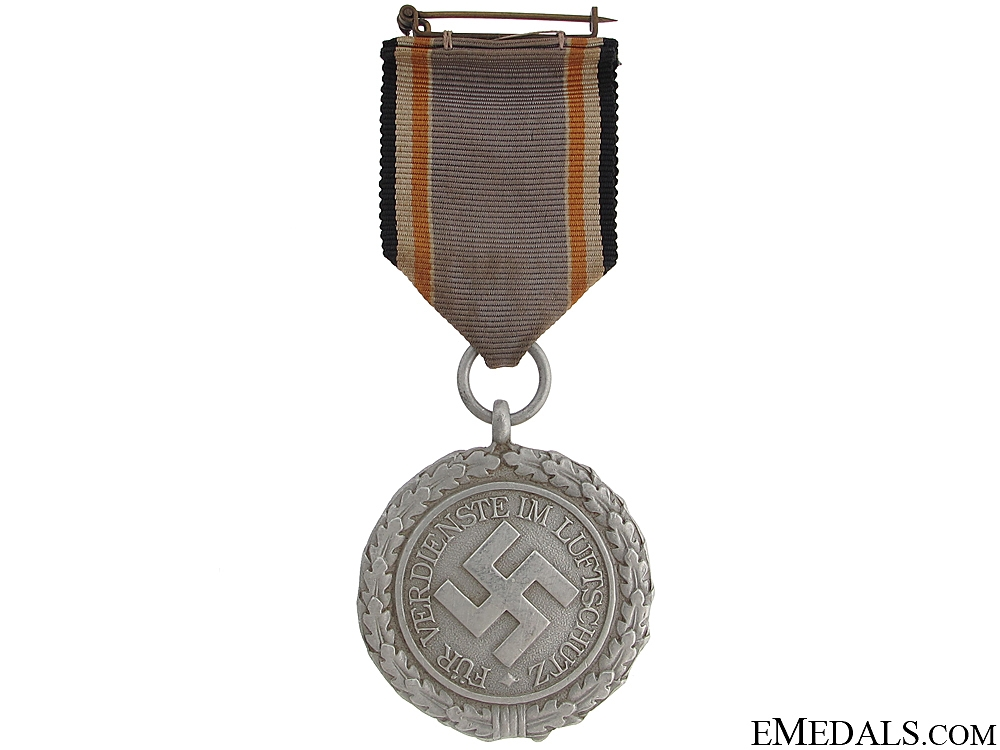 eMedals-Luftschutz Medal - Light Version