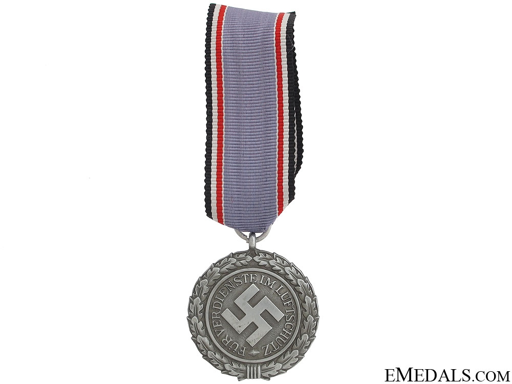 eMedals-Luftschutz Medal - Heavy Version