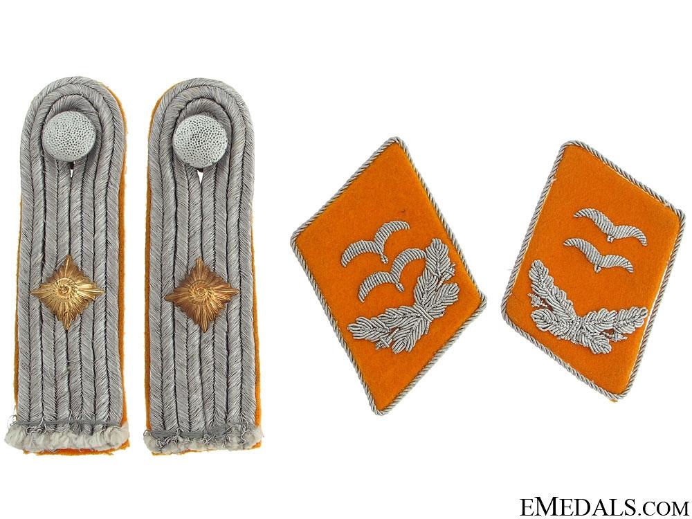eMedals-Luftwaffe 1st. Lieutenant Boards & Collar Tabs