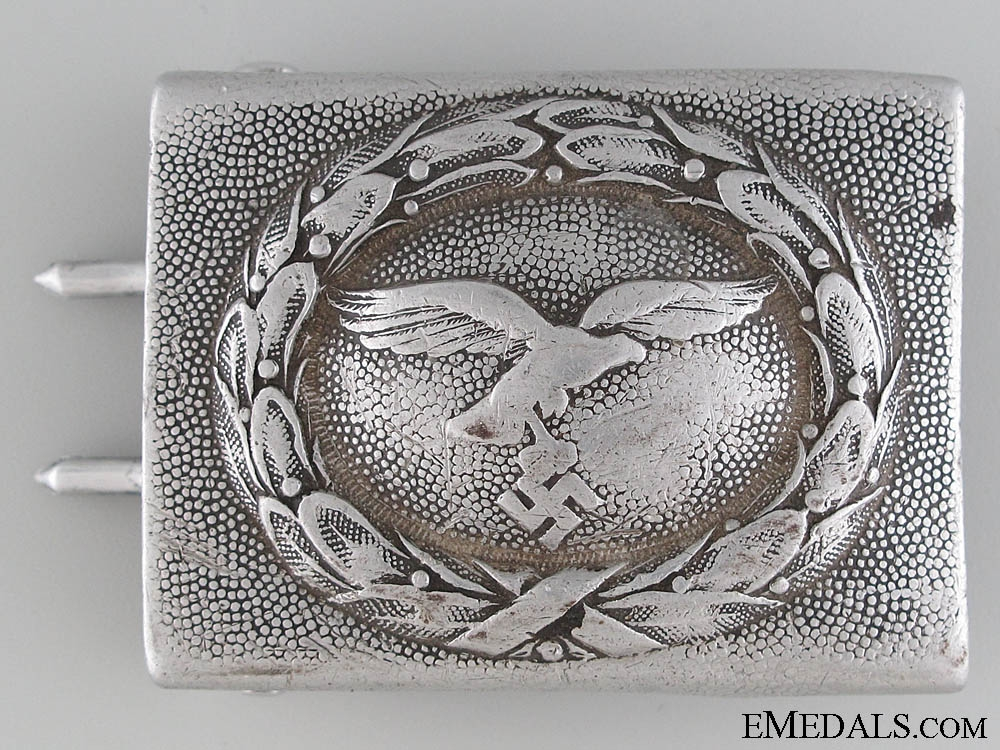 eMedals-Luftwaffe Belt Buckle by CTD