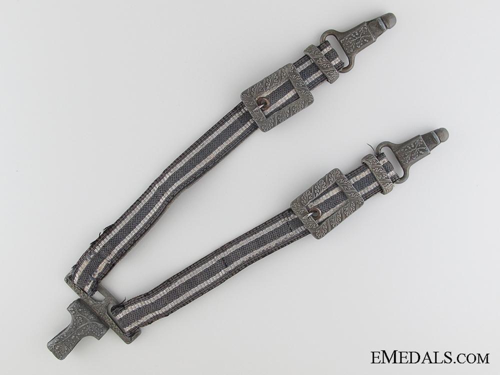 eMedals-Luftwaffe Dagger Hangers D.R.G.M.