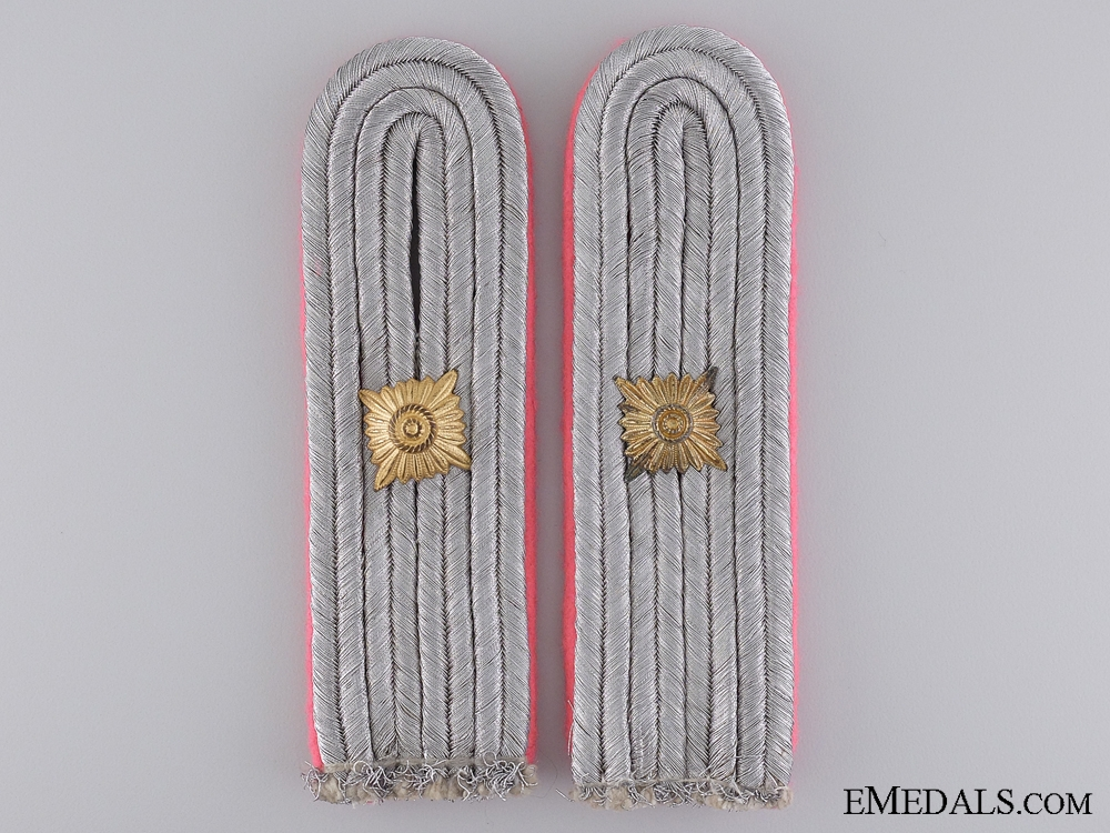eMedals-Luftwaffe Engineer Shoulder Boards