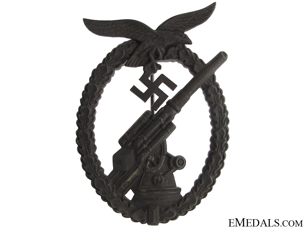 eMedals-Luftwaffe Flak Badge