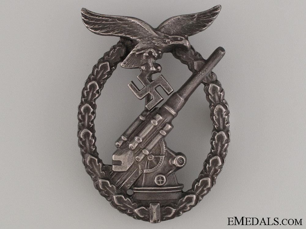 eMedals-Luftwaffe Flak Badge by Juncker