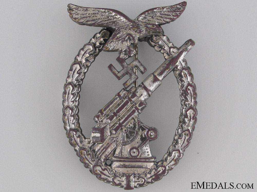 eMedals-Flak Badge by Brehmer