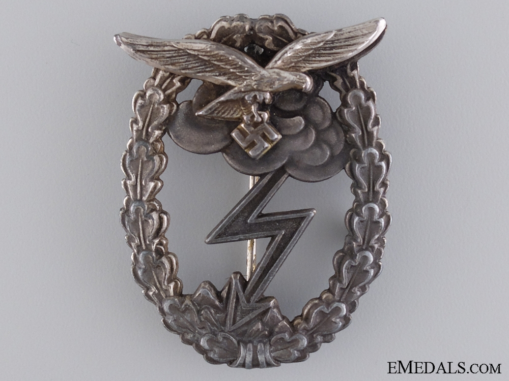 eMedals-Luftwaffe Ground Assault Badge, by G.H. Osang