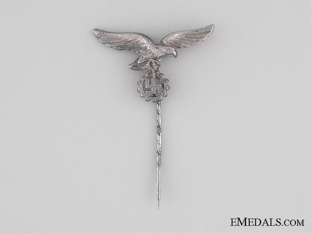 eMedals-Luftwaffe Heimat und Alarm Flakartillerie Stickpin
