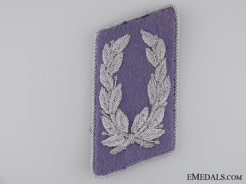 eMedals-Luftwaffe Medical Branch Major's Collar Tab