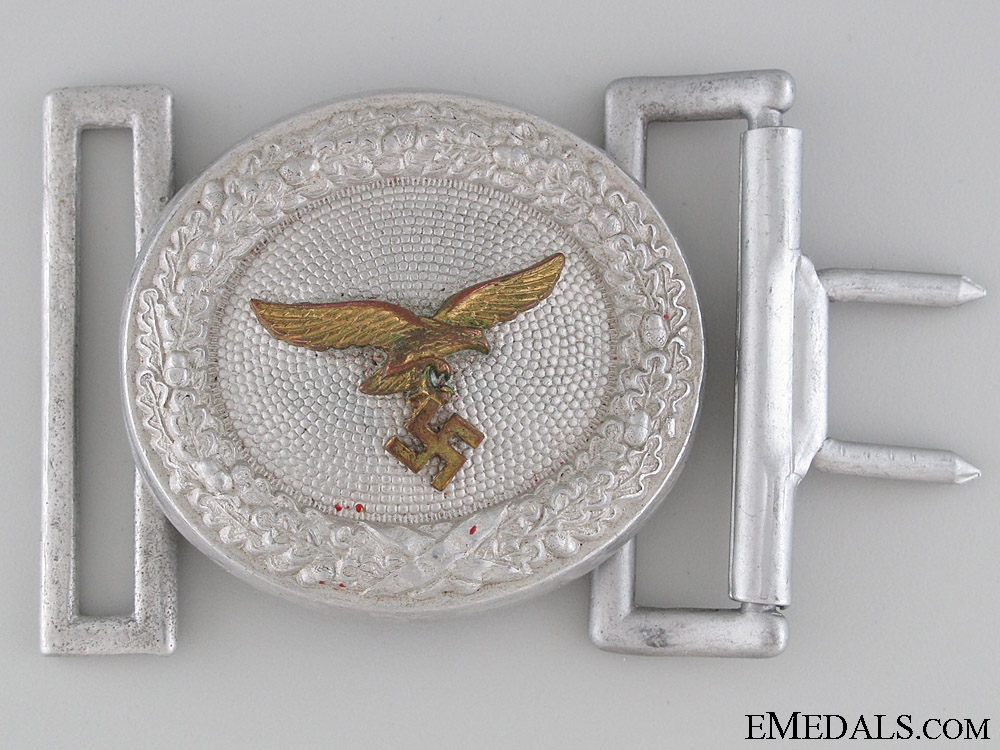 "eMedals-Luftwaffe Officer""¢¯s Belt Buckle"
