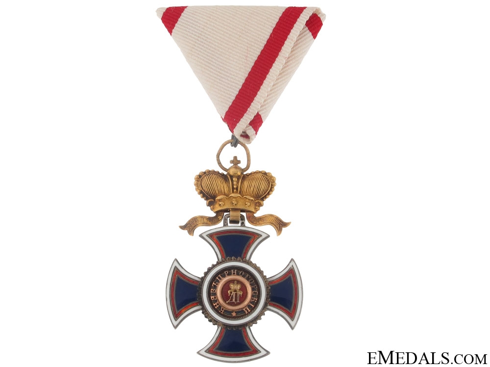 eMedals-Order of Danilo I