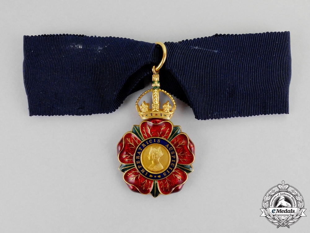 eMedals-United Kingdom. A Most Eminent Order of the Indian Empire, C.I.E., Companion's Badge