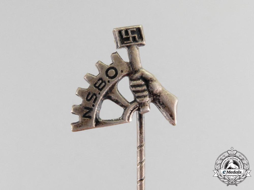 eMedals-NSBO Stickpin