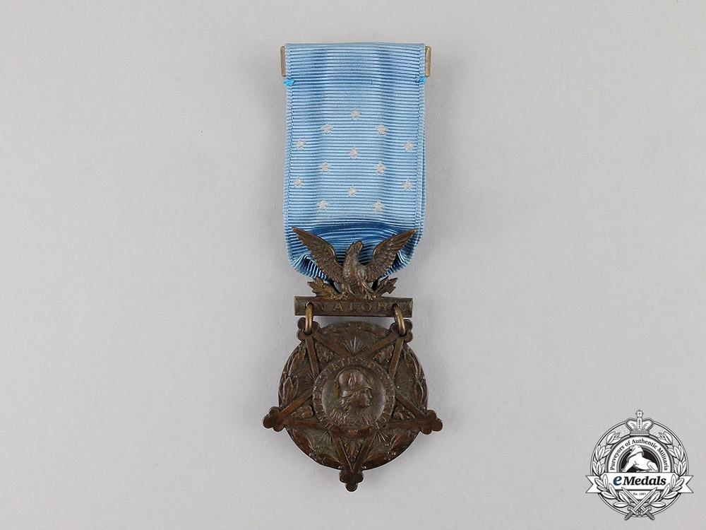 eMedals-United States. An Army Medal of Honor, Prototype, Type III, c.1905