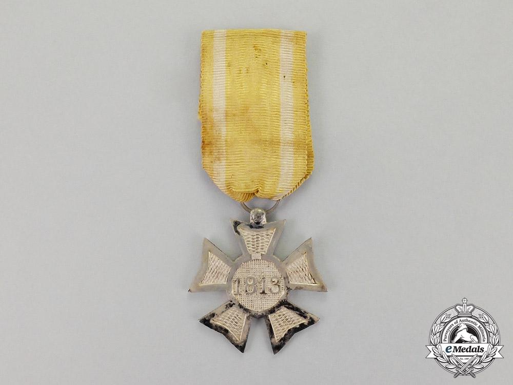 eMedals-Netherlands, Kingdom. An 1813-15 War Service Cross