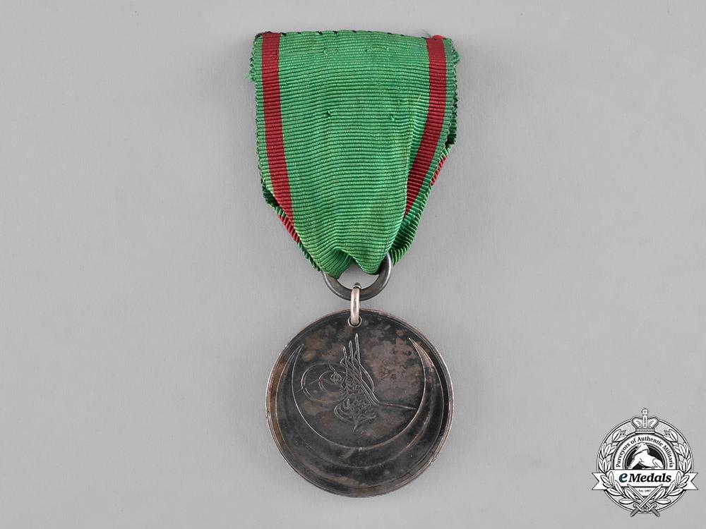 eMedals-Turkey, Ottoman Empire. A Crete Campaign Medal, 1868-1869